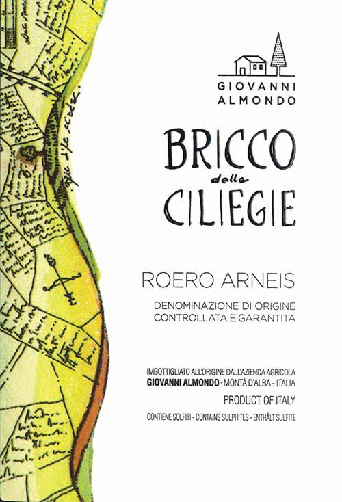 Roero D.O.C.G. Arneis Bricco delle Ciliegie Giovanni Almondo 2019