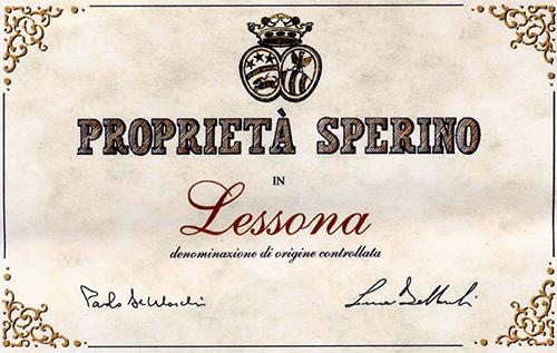 Lessona  Proprietà Sperino 2013