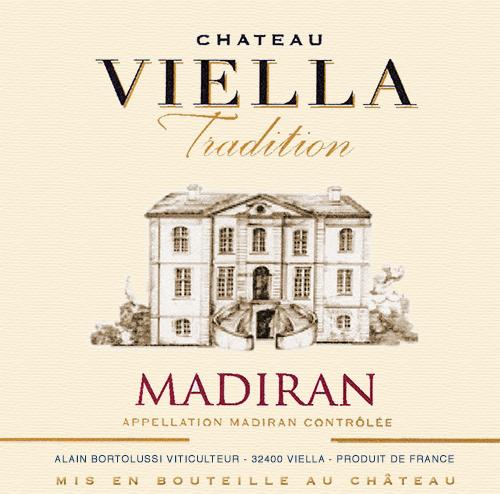 Madiran Tradition Château Viella 2015
