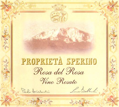 Piemonte Rosato Rosa del Rosa (In Magnum 1.5 Litre) Proprietà Sperino 2019
