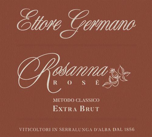 Alta Langa Rosanna Brut Rosé Ettore Germano 2016