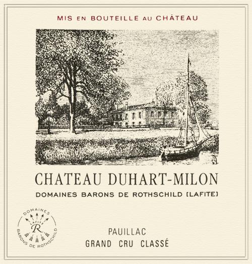 Pauillac  Château Duhart-Milon 2010