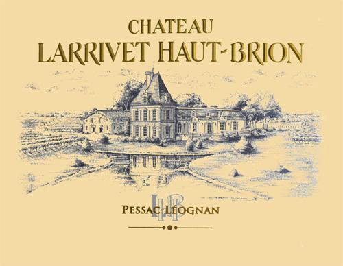 Pessac-Léognan  Château Larrivet Haut-Brion 2010