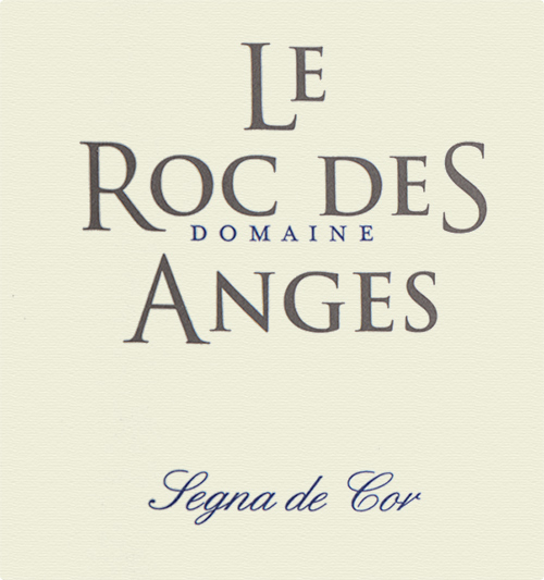 Côtes Catalanes Segna de Cor Domaine Le Roc des Anges 2017
