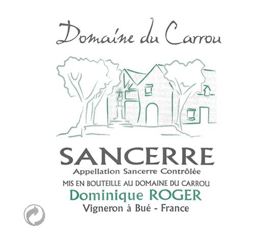 Sancerre Blanc Domaine du Carrou 2019